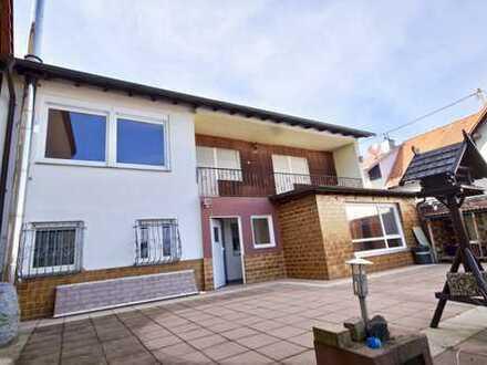 Nur 5 Minuten bis Frankenthal... 2 Einfamilienhäuser auf einem Grundstück in Heuchelheim