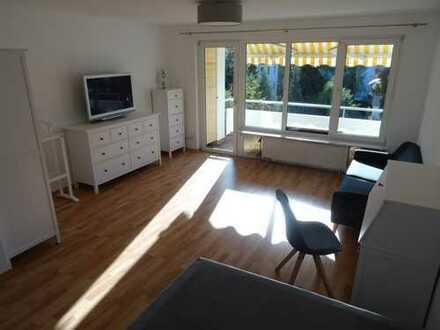 3-Zimmer-Wohnung mit Balkon in Toplage von Offenbach-West zu vermieten!