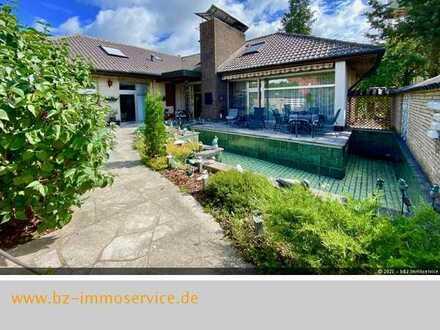 Anwesen mit Bebauungspotential und Unternehmervilla in Scheinfeld