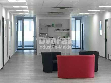 Moderne kleine Büroeinheiten inkl. Verkehrsflächen - teilbar ab 100 m²