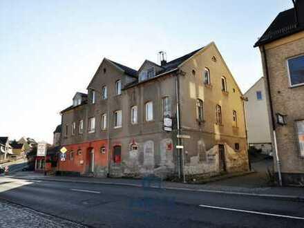 Sanierungsbedürftiges Haus in zentrumsnaher Lage