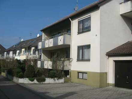 3 1/2 Zi. Wohnung + 37m² Hobbyraum und Sauna im UG und Garage