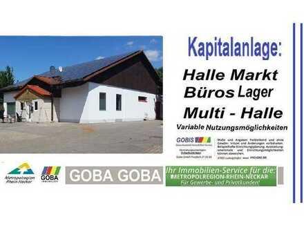 Neckar-Odenwald-Kreis - Kapitalanlage vermietet 325 m² neben Einkaufszentrum/ gute Verkehrslage