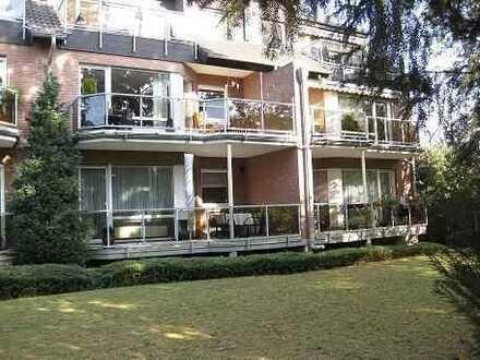 Helle Wohnung mit schönem Balkon