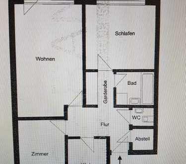 3-Zimmer-Wohnung in Blaustein