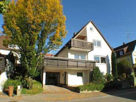 *Paradies für die Familie* Gepflegtes Einfamilienhaus im Ortszentrum von Notzingen