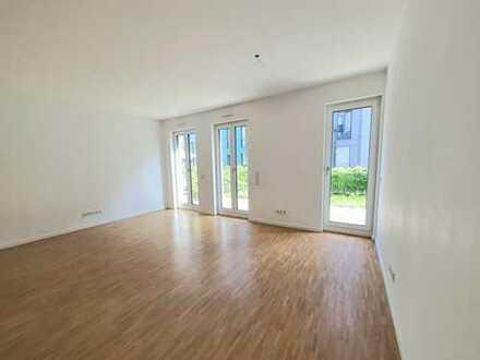Tolle, hochwertige 2 Zimmer - Wohnung mit Parkett, Terrasse & Garten • Frankenberger - Höfe