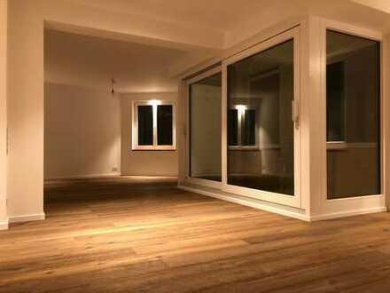 Luxuriöse 3 Zimmerwohnung im hochwertig kernsanierten Anwesen auf Neubauniveau