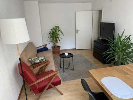 Gemütliche Zweizimmerwohnung im Lehenviertel