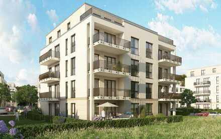 Wohntraum in Stadtnähe! Hochmoderne Eigentumswohnung mit Terrasse und Garten!