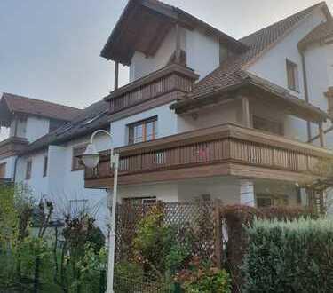 Wohnen wie im Urlaub: 2-Zi-DG-Whg. mit TG-Stellplatz - attraktive, ruhige Wohnlage nahe Reiterhof