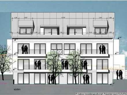 Neubau! 4-Zimmer-Wohnung mit Balkon in Aalen-Hofherrnweiler
