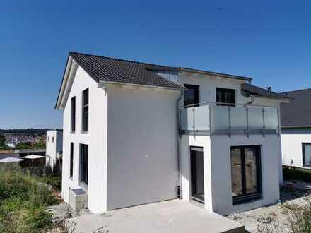 Neues Einfamilienhaus mit Garten im Neubaugebiet Hegenach, Pforzheim Südoststadt