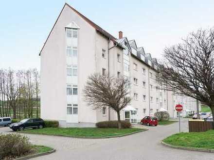 Attraktive 3 Raum-Wohnung in toller ruhiger Lage mit Balkon und Stellplatz