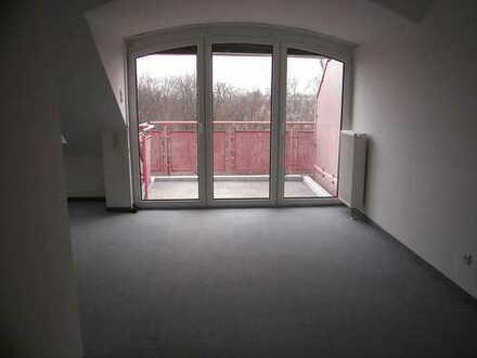 Büschdorf / altersgerechte 2 Zimmer DG mit Aufzug, Balkon zu vermieten!