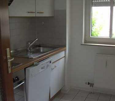 Schöne, geräumige zwei Zimmer Wohnung in Weinheim Nordstadt