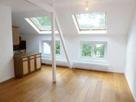 Wunderschöne Loft / Studiowohnung, zwei Zimmer Wohnung in Düsseldorf, Flingern Nord