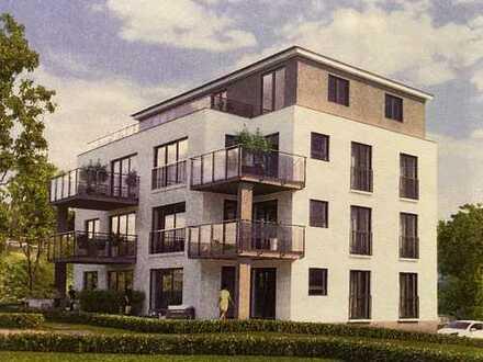 Stilvolle, neuwertige 3,5-Zimmer-Wohnung mit Balkon und Einbauküche in Abtsgmünd