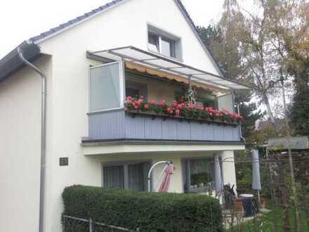 Modernisierte 3-Zimmer-Wohnung mit Balkon in Bonn