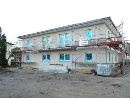 ERSTBEZUG - Neubau von 8 Mietwohnungen im Ostseebad Trassenheide