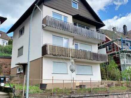 Solide Kapitalanlage mit 3 Wohneinheiten in zentraler Lage von Altensteig
