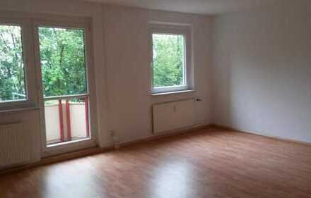 Schöne 3-Zi. Wohnung mit Balkon und Fernblick