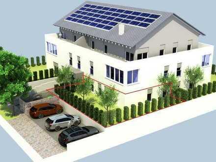Wunderschöne Wohnung mit eigenem Garten - barrierefrei - WE 10 , EG rechts vorne