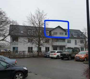 Erstbezug mit EBK und Balkon: attraktive 3-Zimmer-Dachgeschosswohnung in Burg