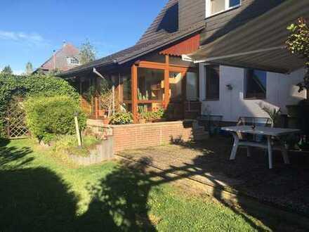 4-Zimmer-Wohnung mit Garten und Einbauküche in Bünde/ Holsen