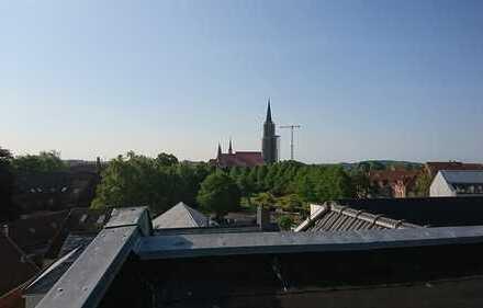 Traumhafte Penthouse-Wohnung inklusive Dachterrasse zentral in Schleswig