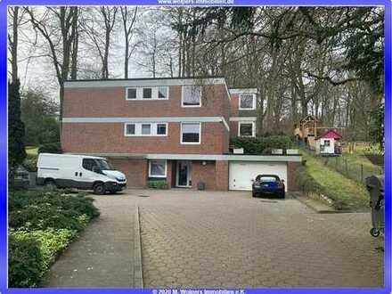 Ruhige 3,5 Zimmer Wohnung, ca. 120,00 m², in guter Wohnlage von Heimfeld
