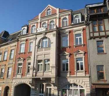 AUCH KAUF!!!- hell & sonniges- Büro im 2.OG (ca.76m²) RÜCKSEITIG mit BALKON im Zentrum von Plauen
