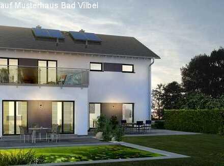 2 Familien unter einem Dach * Das andere Zweifamilienhaus* malerfertig mit großem Balkon*(Hanglage)
