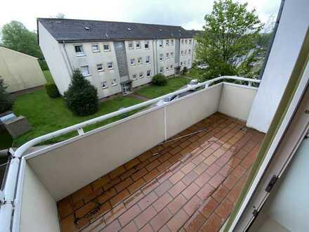 Gepflegte Eigentumswohnung mit ca. 70 m² Wohnfläche, 2 Zimmern, Balkon und Garage