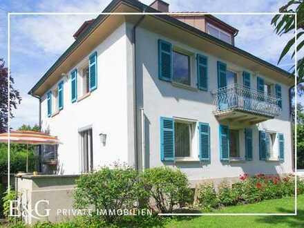 Stilvolles Einfamilienhaus in ruhiger Lage am Ulmer Galgenberg