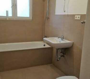 Helle 4 Zimmer Wohnung mit kleinem Balkon, nähe Hbf.