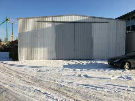 Lagerhalle in Maxhütte-Haidhof Nähe A93