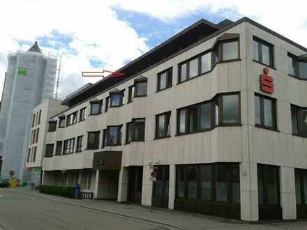 Büroräume im Sparkassengebäude zu vermieten
