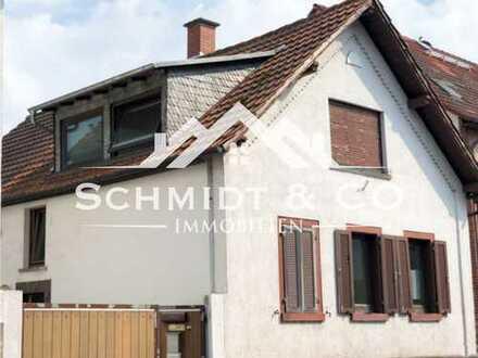 1-2 Familienhaus - Renovierungsbedürftig