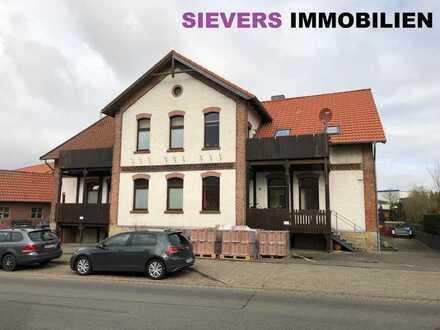 WOB-Warmenau - Gr. 2 Zimmer Eigentumswohnung in modernisierter und gepflegter Wohnanlage