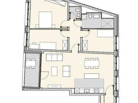 4-Zimmer-Neubauwohnung im Herzen von Herne