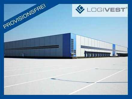 Neubau eines Logistikzentrums in Hamburg-Altenwerder