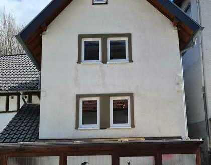 Niedliches Einfamilienhaus im Fachwerkstyl mit 2 Zimmern und EBK in Schlangenbad, Niedergladbach