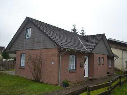 Gepflegte Doppelhaushälfte in unmittelbarer Eidernähe in Süderstapel, Kreis Schleswig-Flensburg