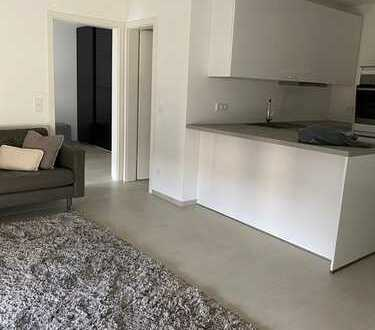 Erstbezug mit EBK: exklusive möblierte 2-Zimmer-Wohnung in Pulheim - Stommeln