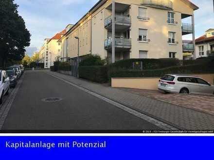 Freiburg-Betzenhausen, Nähe Seepark, Balkon, EBK, TG