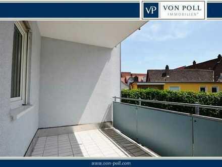 3-Zimmer-Wohnung mit Balkon, Aufzug und Garage