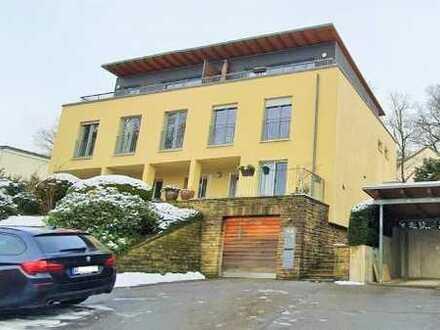 Wunderschöne Maisonettewohnung, Terrasse mit Fernsicht an der Königshöhe (NäheZoo)