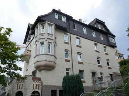 Denkmalgeschützte 3-Zimmer-Wohnung mit Balkon