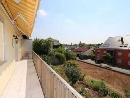 3-Zimmer Wohnung mit Balkon in beliebter Wohnlage von Eltville - ideal für 1 bis 3 Personen!